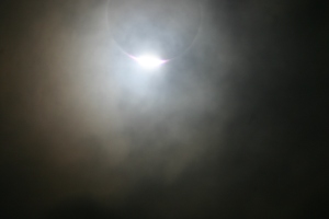 Diamond Ring at Total Solar Eclipse - Anaa, South Pacific (courtesy, Geoff MItchell)